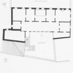 Κάτοψη του ορόφου του αρχοντικού, 1959 (σχέδιο Κατερίνας Κώνστα), από: Ιω. Τραυλός, Πολεοδομική εξέλιξις των Αθηνών, εκδ. Καπόν, Αθήνα 1993, σ. 227.